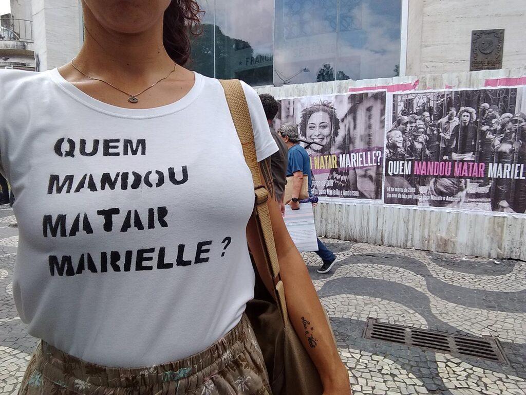 Quem mandou matar Marielle? – Flávia Naves