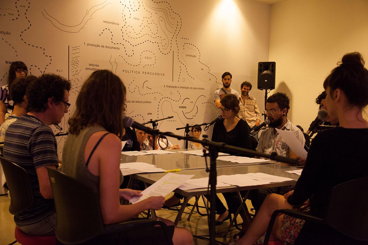 Conversas Coletivas Ricardo Basbaum