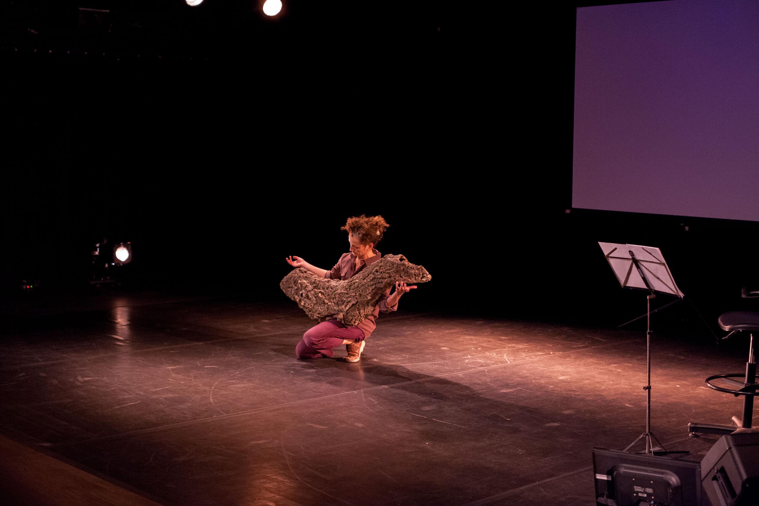 Vera Mantero no Atos de Fala 2014