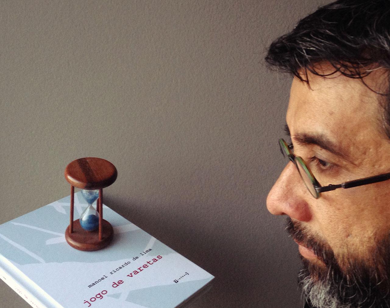 Jogo de varetas, um livro de guerra – Manoel Ricardo de Lima